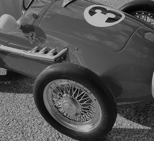 Ferrari Giordani Pedalle